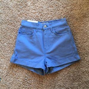 American Apparel classic shorts